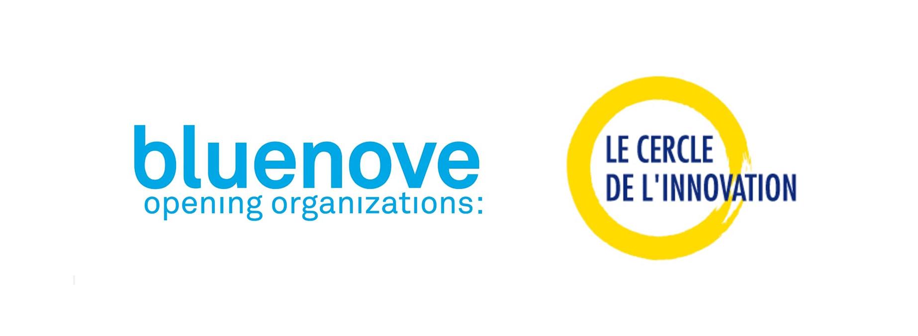 Communiqué de presse : bluenove et le Cercle de l'Innovation concluent un partenariat